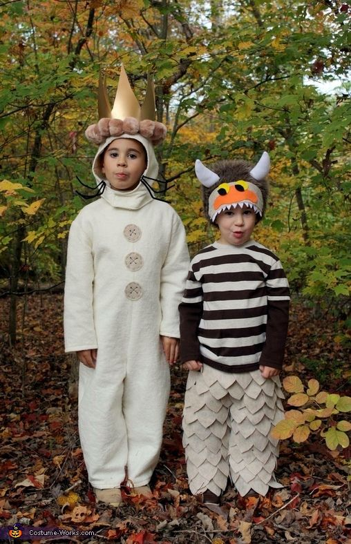 Where+the+Wild+Things+Are+Costume+-+Halloween+Costume+Contest+via+@costume_works