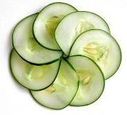 Cucumber toner recipe for all skin types. Perfect for warmer weather.