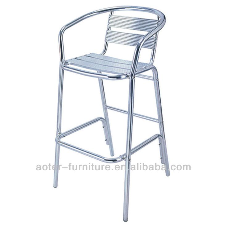 Modern Bar Furniture Aluminum Stools 14 99 20