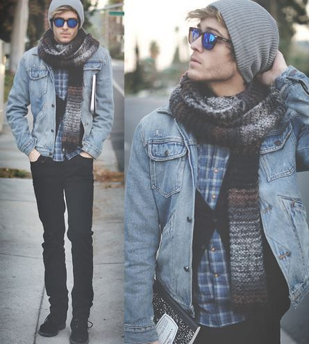 Conheça diferentes formas de usa lenço ou cachecol masculino: http://guiame.com.br/vida-estilo/moda-e-beleza/conheca-diferentes-formas-de-usa-lenco-ou-cachecol-masculino.html#.VUjHsdpViko