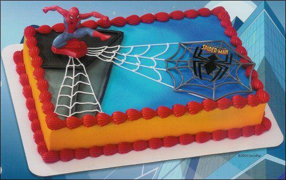 Spidercake