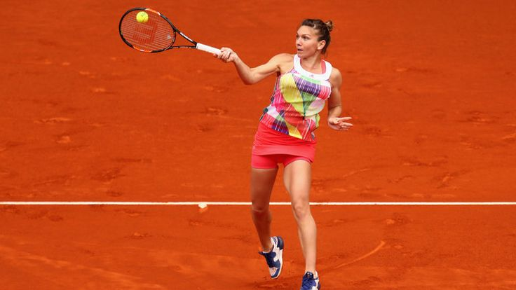Jana Cepelova vs Simona Halep 2017 Live Tennis Stream - Women's French Open