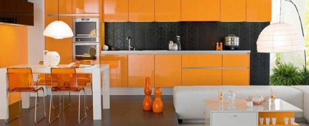 A Collection of 15 Kitchen Paint Ideas via @homedesignlover