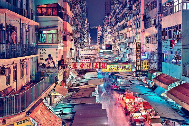 Hong Kong #9 - Thomas Birke - pictures, photography, photo art online at LUMAS