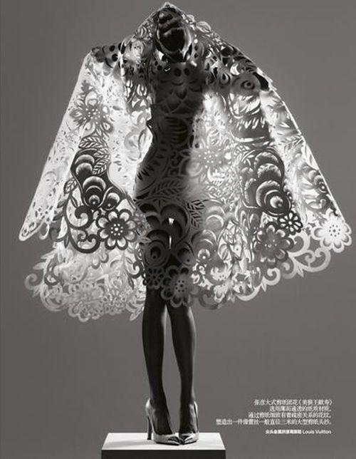Black & White | Harper's Bazaar China, May 2012