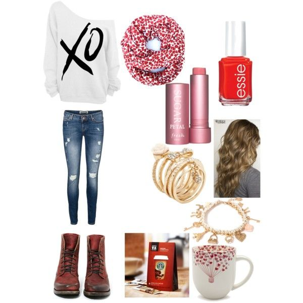 Valentines day, outfit