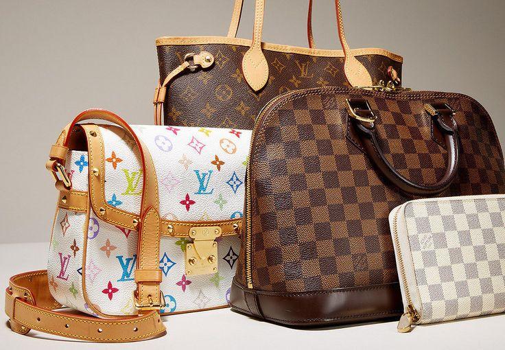 Sale on Vintage Louis Vuitton Hangbags