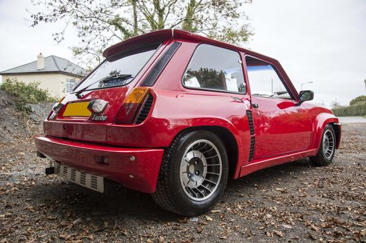 1981 Renault 5 Turbo 1 - Silverstone Auctions