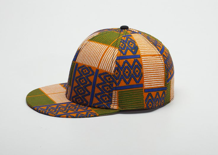 Tumu Fitted Cap