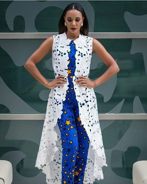 http://www.dezangozone.com/2016/01/creative-ankara-style.html ~African fashion, Ankara, kitenge, African women dresses, African prints, African men's fashion, Nigerian style, Ghanaian fashion ~DKK