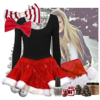 Love this for a Christmas Jazz dance, simple but cute! | Skating Ideas |  Christmas, Christmas dance, Christmas dance costumes - Love This For A Christmas Jazz Dance, Simple But Cute! Skating