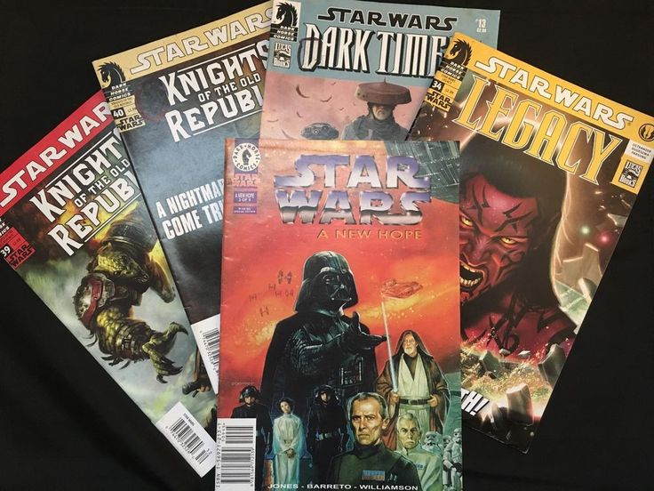 Star Wars : A New Hope – Philippines Issue #3 + More- 5 Comic Books Set in Books, Magazines, Comic Books | eBay!