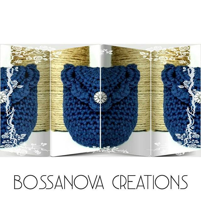 #bossanovacreations #creativity #creation #picoftheday #photooftheday #coinpurse #crochet #crocheting #crochetaddict #handmade #hechoamano #loveit #ganchilloterapia #ganchillo #yarnlove #yarn #igers #instagrammers #fashion #knittersofinstagram #knitting #knit