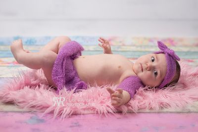 Baby photography - Nailea, 4 months old
