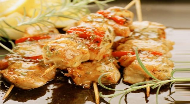 Food Network Grilled Beef Satay