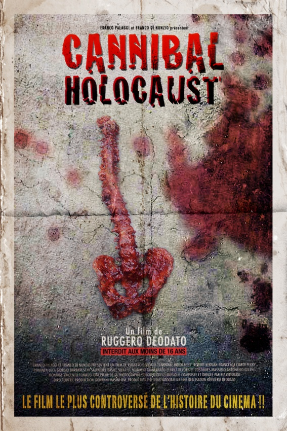 Cannibal Holocaust Dual Audio Hindi --
