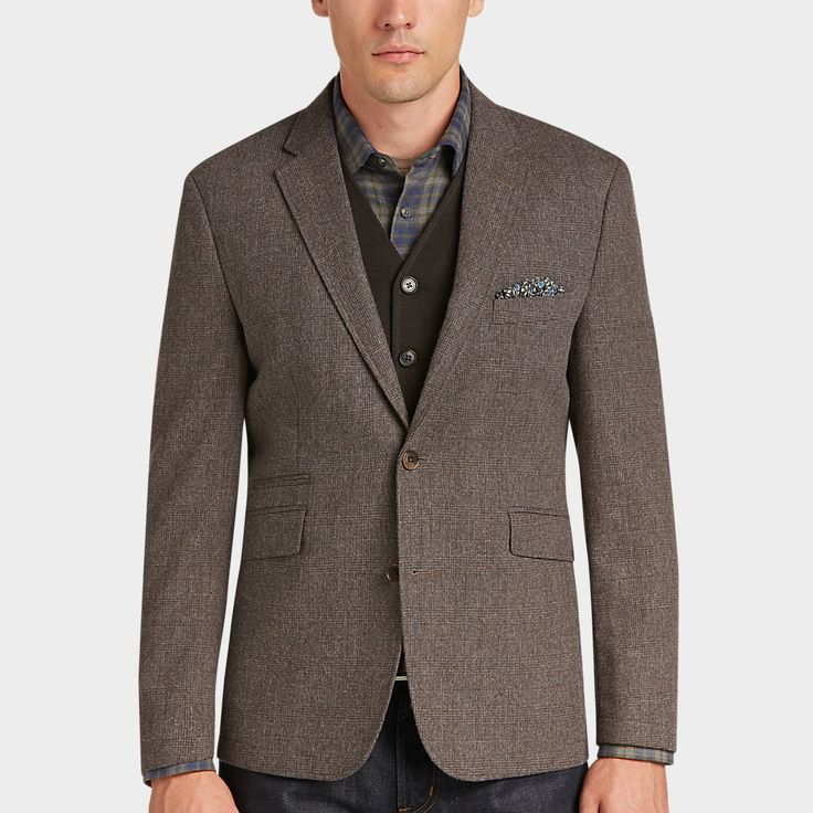 Buy a Joseph Abboud Brown Casual Coat online at Men's Wearhouse. See the latest styles of men's Casual Coats. FREE Shipping on orders $99+.