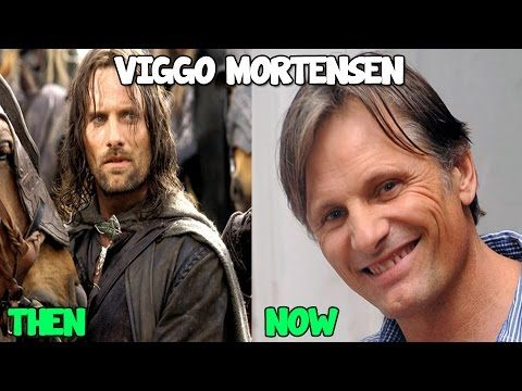 Lord Of The Rings Then And Now 2016