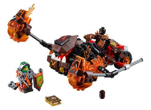 LEGO NEXO KNIGHTS 70313 Moltors lavasmadrer