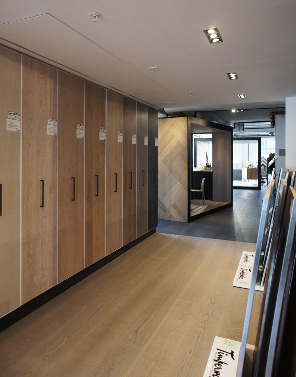 Skógr showroom Oslo