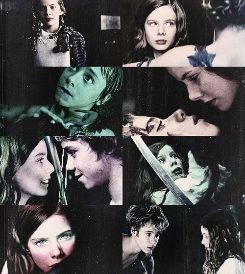 Peter Pan & Wendy. I L O V E this Movie!!!
