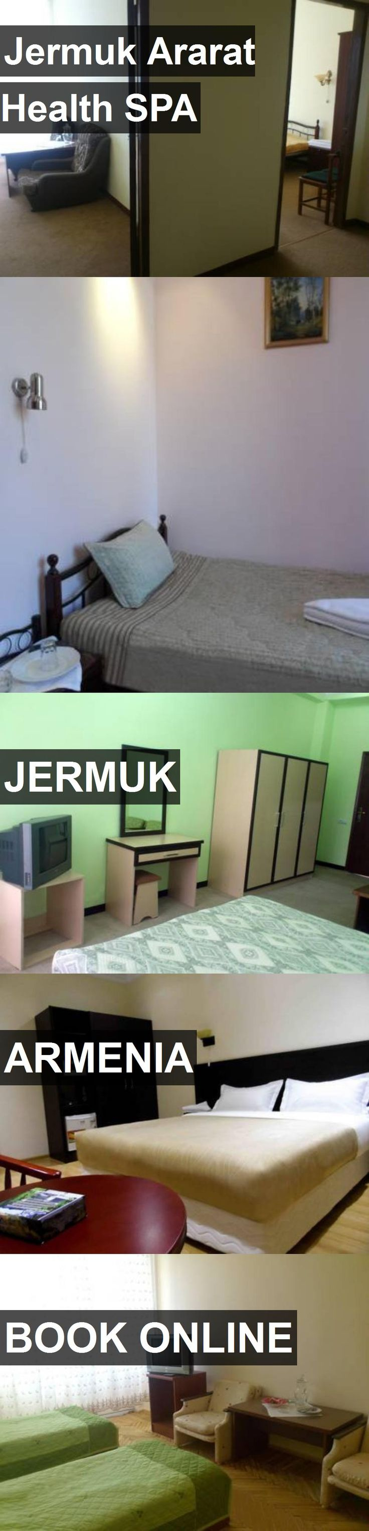 Hotel Jermuk Ararat Health SPA in Jermuk, Armenia. For more information, photos, reviews and best prices please follow the link. #Armenia #Jermuk #travel #vacation #hotel