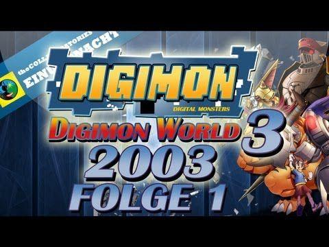 ▶ Digimon World 2003 - Folge 1 - YouTube