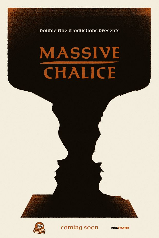 Massive Chalice, A Single Player Turn-Based Tactics Video Game by Double Fine Productions
