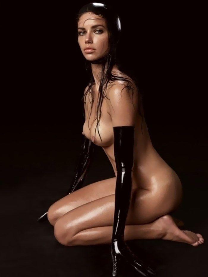 Adriana Lima | Vogue Alternative Fashion, Sexy babe