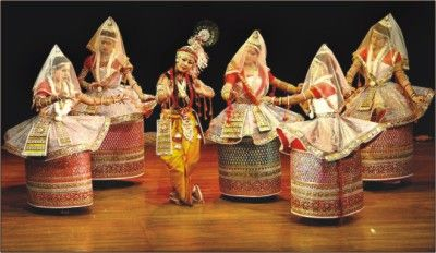 Manipuri dance enchants enthusiasts in port city   The Daily Star
