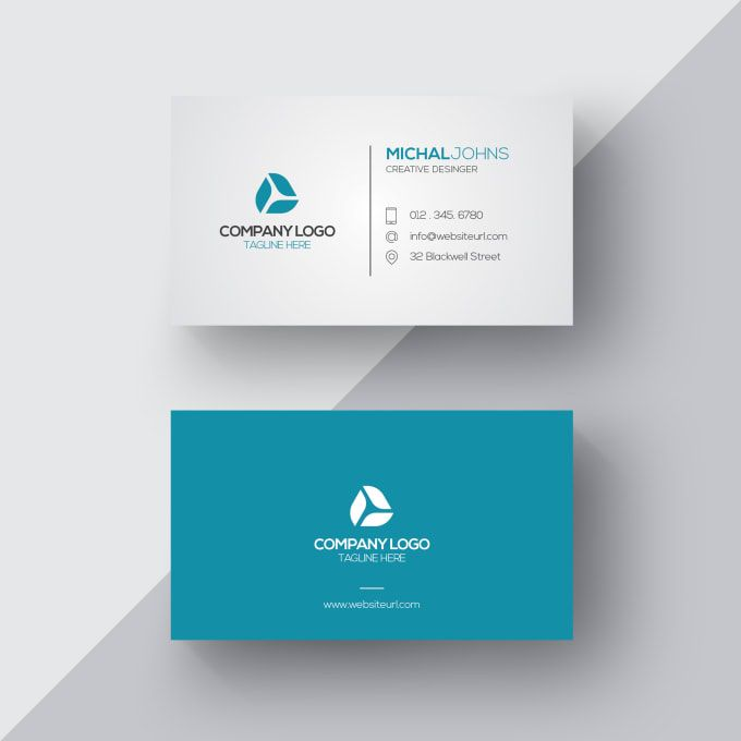 Business Card Design Creative