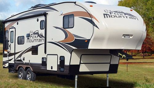 Best Fifth Wheel Campers For 2017 Fifth Wheel Campers Fifth