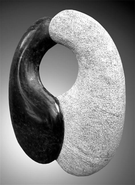 BLÍŽENCI - materiál: mramor 40x30x3