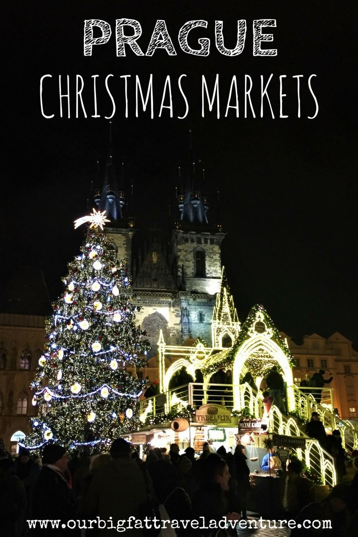 We've been exploring the Prague Xmas Markets, here's a guide to where the Prague Christmas markets are, when they're open and what you can buy. Prague Xmas Markets | Prague Christmas Markets | Christmas Market Trips | Christmas Markets in Prague | Prague in December | Prague Christmas Markets Breaks | Prague Xmas Markets Breaks #Prague #PragueChristmasMarkets #PragueatChristmas #VisitPrague #Praha #PragueCzechRepublic