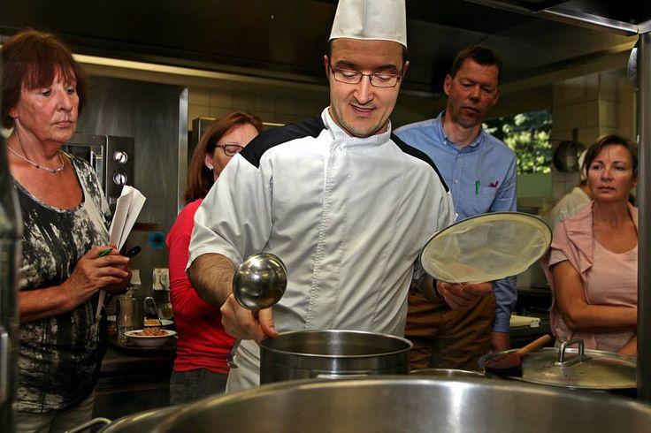 Kochseminar in #Südtirol