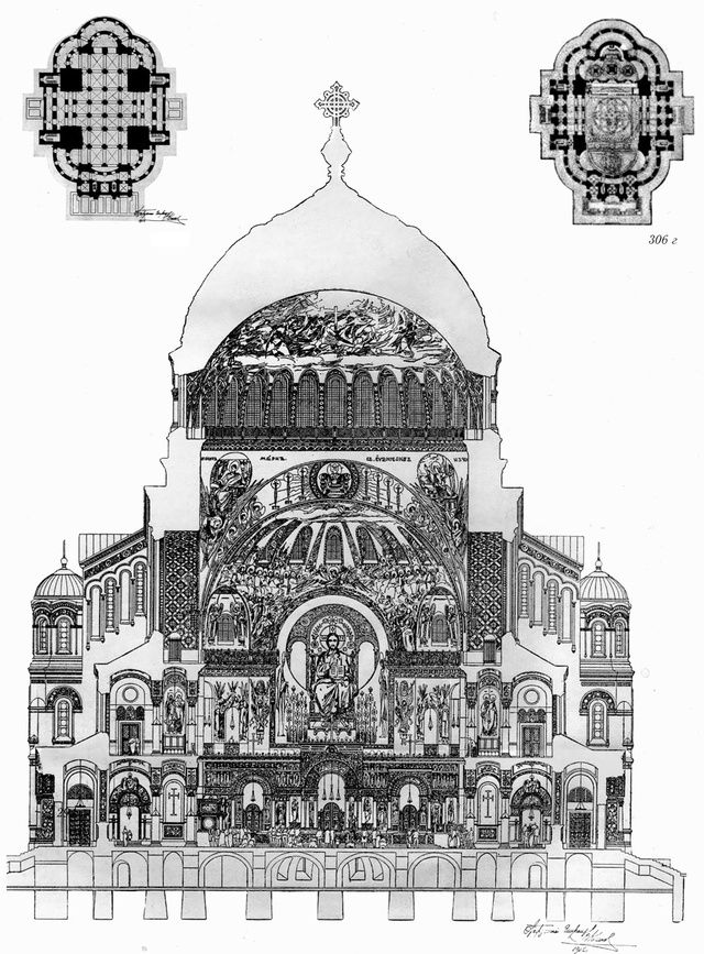 Lines Drawing Naval Architecture : Cutaway drawings that show all the secrets of buildings