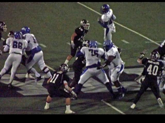 Wylie vs John Tyler Texas high school football playoffs 2010