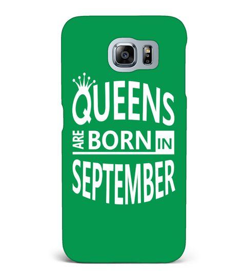 SEPTEMBER BORN QUEEN BIRTHDAY IPHONE