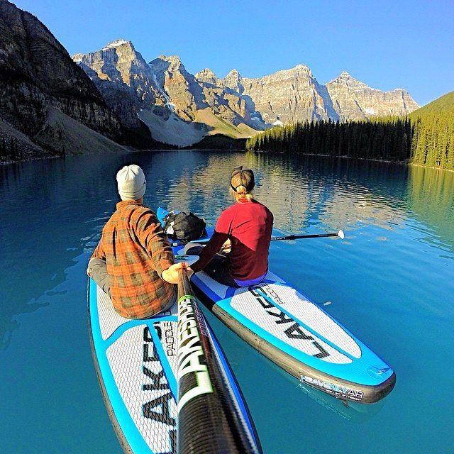 Moraine Lake  @munroholland2511 #gopro #canada via @lifeapp