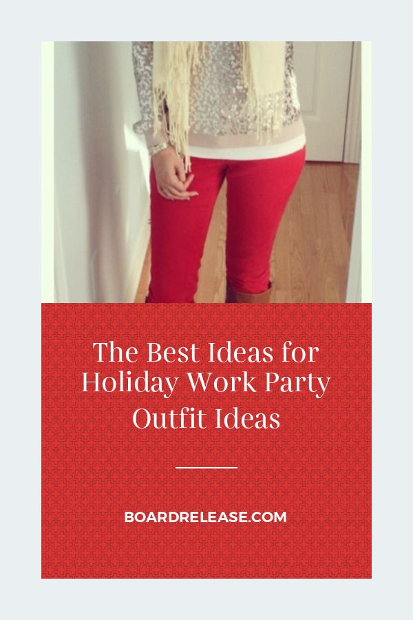 The Best Ideas for Holiday Work Party Outfit Ideas