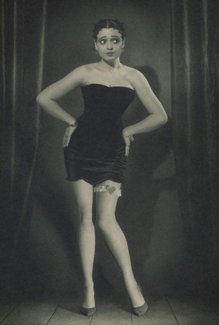 "Some say she was the real life Betty Boop (but new sources point to African American entertainer Baby Esther).... Actress Helen Kane, the inspiration for the Betty Boop cartoons, never received royalties or credit for them. A striking and unique performer who began in Vaudeville, she was ""too 20s"" for the 30s and sadly her career fizzled."