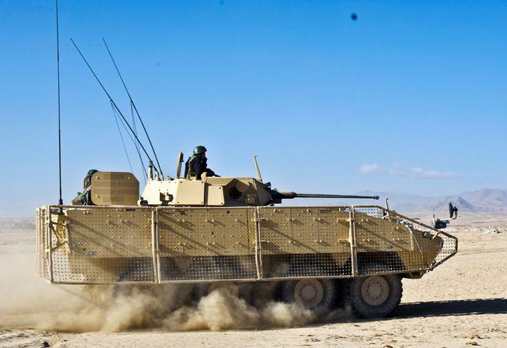 Picture of the KTO Rosomak The Polish KTO Rosomak is based on the Finnish Patria Eight-Wheeled Armored Modular Vehicle.