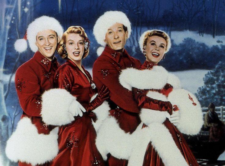 'White Christmas' (1954) Bing Crosby, Danny Kaye, Rosemary Clooney & Vera Ellen