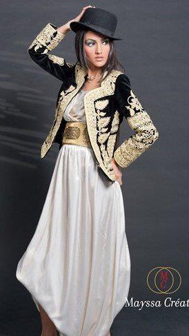 Algerian outfit {karakou}: