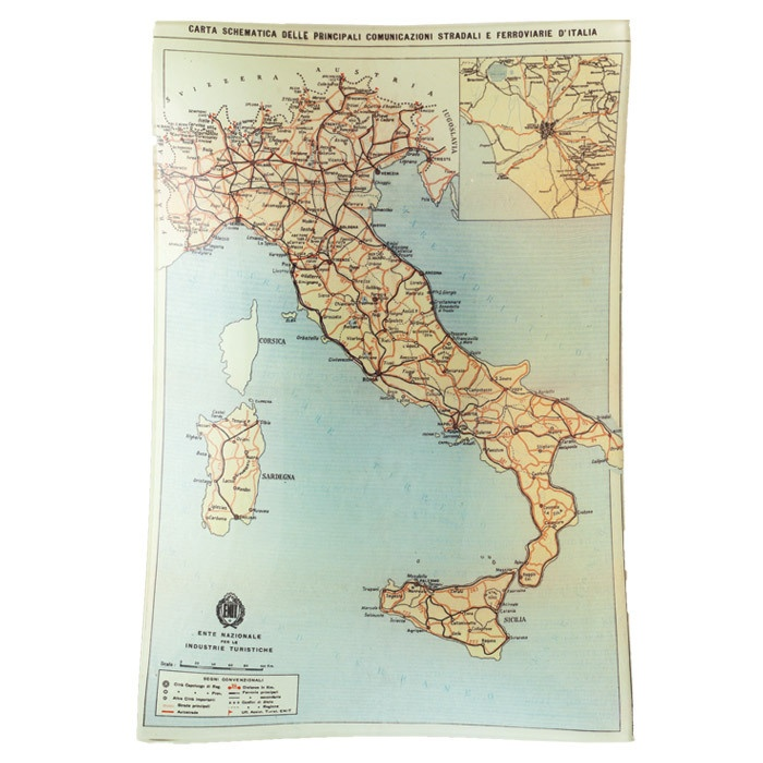 Italy Map Tray 117 best Map Fetish