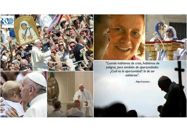 Publicaciones más compartidas en nuestras redes sociales esta semana - Radio Vaticano