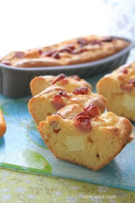 「ソーセージ&チーズのケーキ」もそ | お菓子・パンのレシピや作り方【corecle*コレクル】