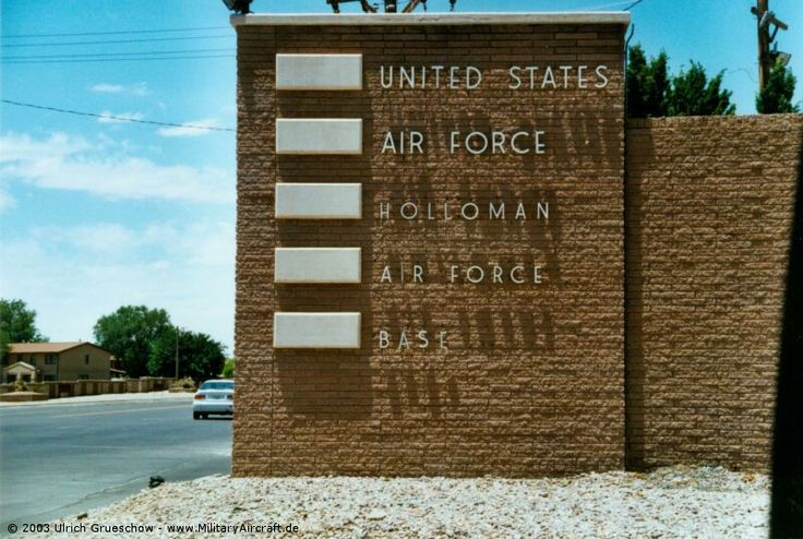 Holloman AFB, Alamogordo NM