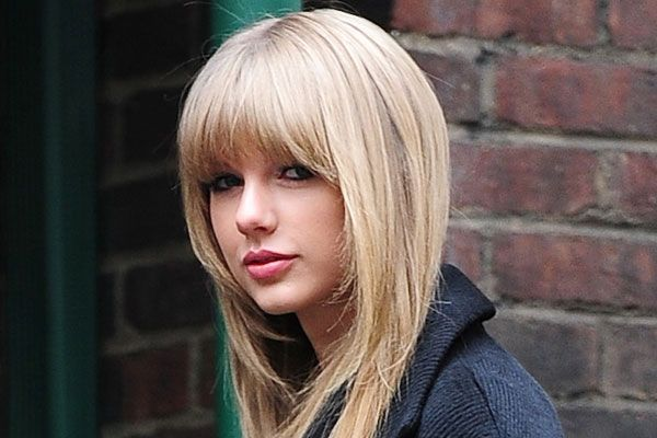 Hair Bangs Style: 1000+ Ideas About Taylor Swift Haircut On Pinterest