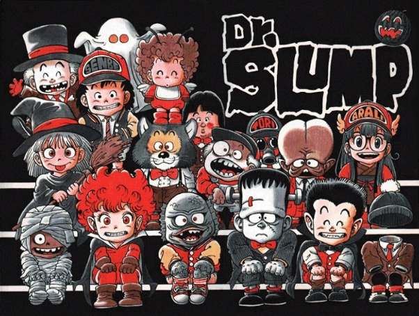 Monsters - Dr. Slump